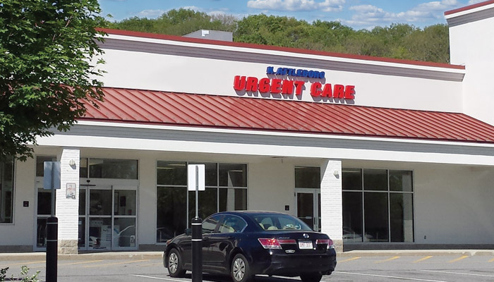 North Attleboro Urgent Care walk in clinic in North Attleboro, Massachusetts